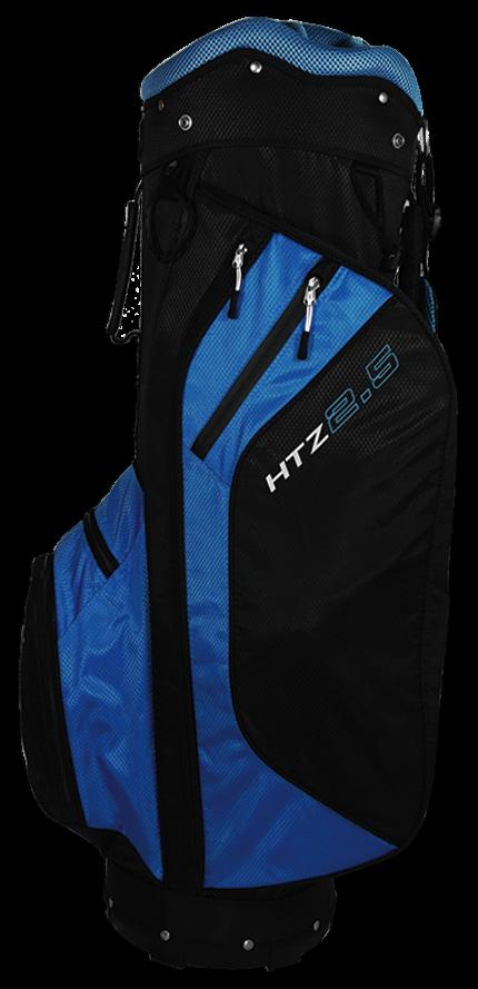 Hot Z 2018 2.5 Cart Golf Bag: DEEP BLUE