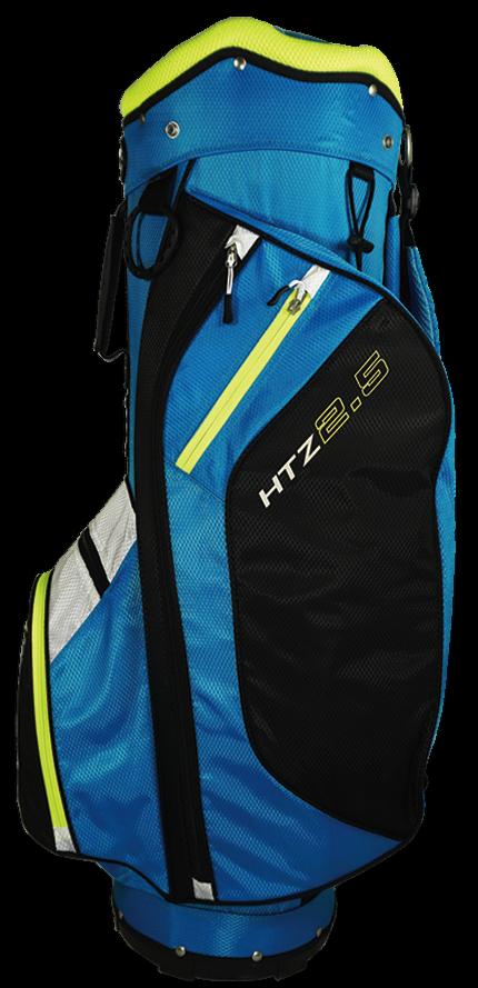 Hot Z 2018 2.5 Cart Golf Bag: Caribbean Blue
