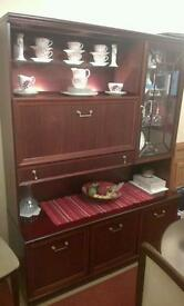 Sideboard dining dresser display unit