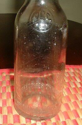 Vintage C. Schmidt & Sons Inc.   Beer Bottle,    Phila. Pa.  12 ounces