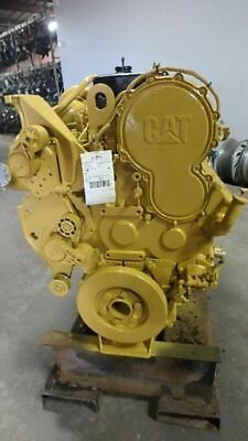 2006 Cat C-15 Diesel Engine 668hp. Approx. 579k Miles. All Complete