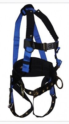 Fallsafe Usa Fs99160-e Construction Harness Medium 3 D Ring