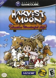 Wanted: Harvest Moon Another Wonderful Life