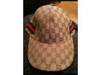 Gucci cap new