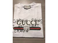 Men's Gucci common sense tshirt