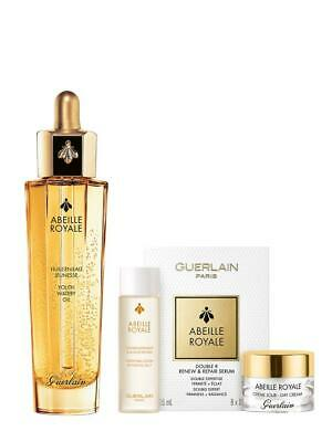 Guerlain Abeille Royale Oil Set (Youth Watery Oil 50ml, Lotion, Serum, Cream)