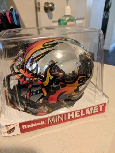 LA KISS Mini Chrome Helmet