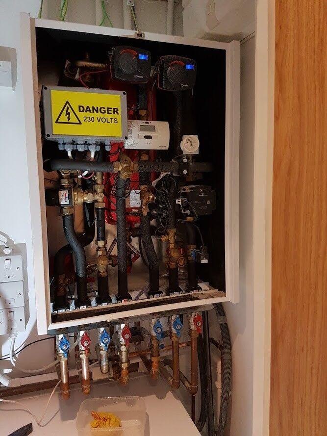 Heat Interface Units Hiu Hui Chp Chp Gas Boiler Breakdown