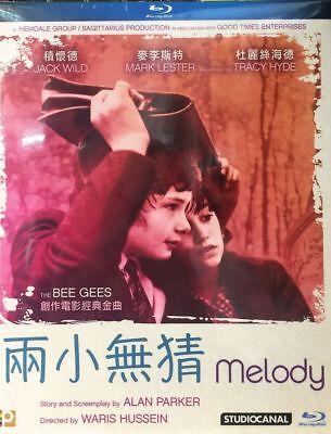 "Melody 兩小無猜(1971)  ""Alan Parker"" BLU-RAY English Movie (Region A)"