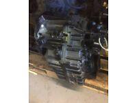 ZF HURTH 630V marine transmission 1.55:1