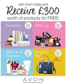 Avon Reps Wanted - throughout UK