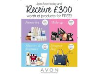 Looking for Avon Reps - UK