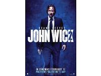 John Wick Chapter 2 // 1080p