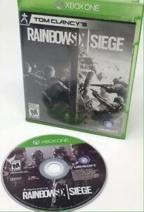 Tom Clancy's Rainbow Six Siege - Xbox One Disc  $30