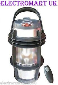 REMOTE CONTROL CAMPING LANTERN TORCH LAMP LIGHT