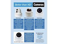 CCTV supply and fit with monitoring from £1195