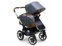 Double pram ,Bugaboo Donkey Weekender- limited edition