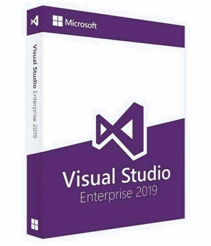 Visual Studio 2019 Enterprise✅  Lifetime License Key✅ Fast Delivery