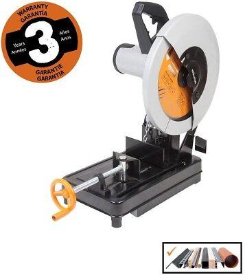 Chop Saw Cut Off Machine Wood Metal Aluminum Cutter RAGE2 Evolution Power Tool (Evolution Cut Off Saw)