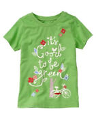 Gymboree Burst of Spring Top