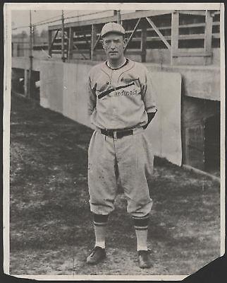 1929 Orig 1St Gen Press Photo   Charles Street  Cards
