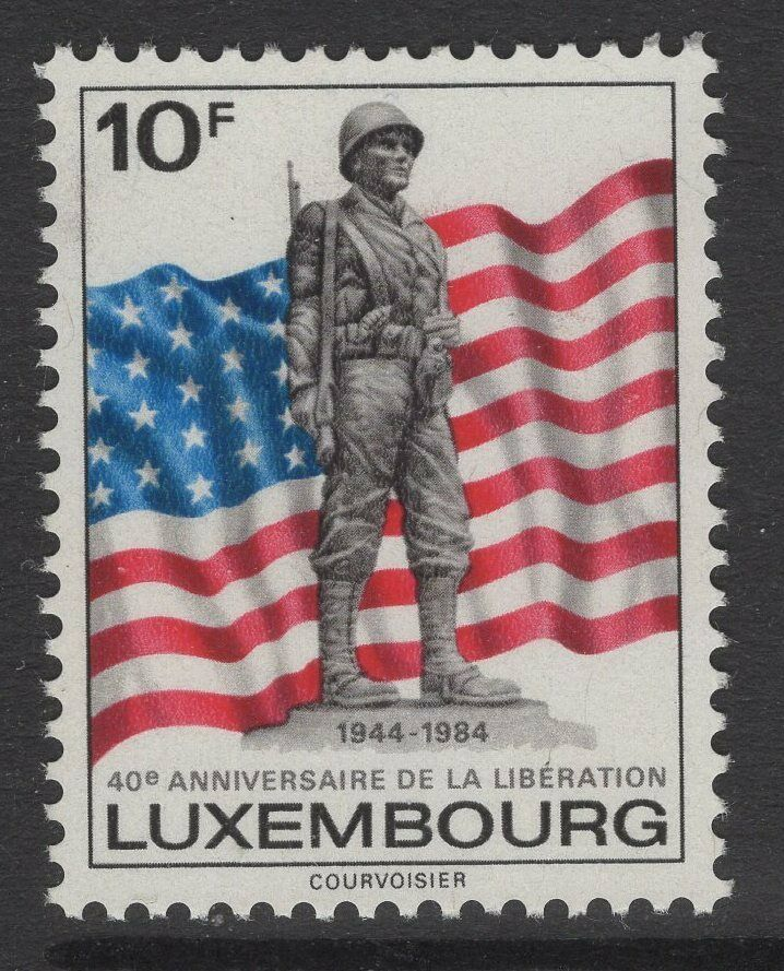 LUXEMBOURG SG1144 1984 40th ANNIV OF LIBERATION MNH