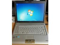 Toshiba tecra r10 slim laptop, windows 7