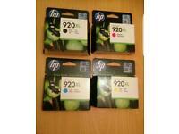HP OFFICEJET 920 XL printer ink