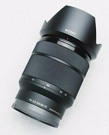 Sony 28-70mm Lens