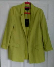 NEXT £50 bnwt tailored blazer jacket size 10