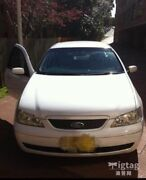 2004 Ford Falcon, 6cyl 4.0L Petrol Automatic Fairfield East Fairfield Area Preview