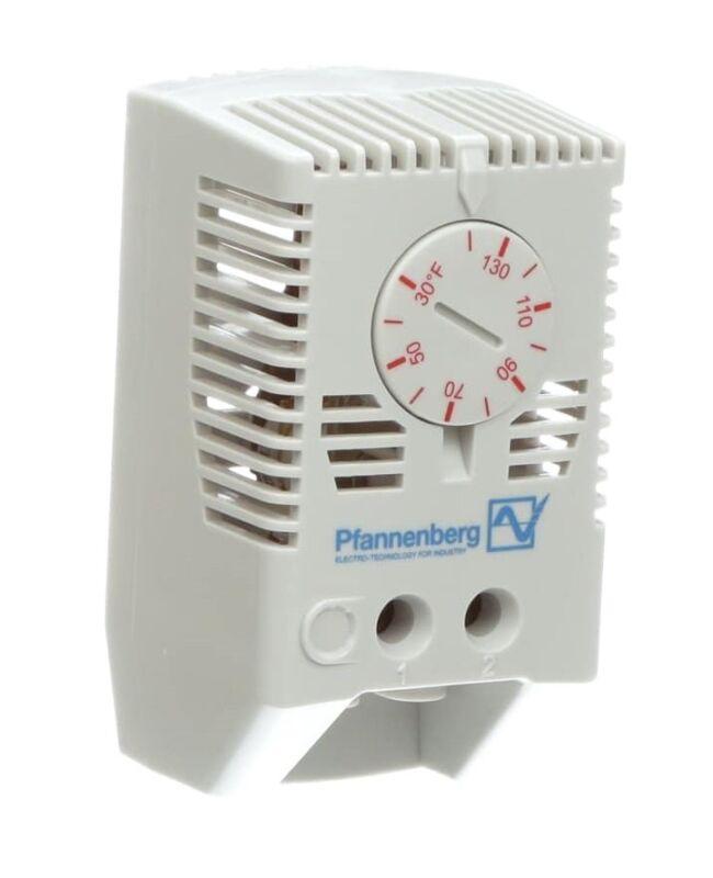 17111000010, Pfannenberg, Flz 520 32-140F Thermostat, Nc