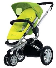 Quinny Buzz AND car seat £140 if picked up this weekend