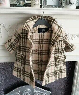 Burberry Baby Dress And Coat