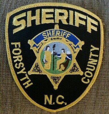 Forsyth County Sheriff NC