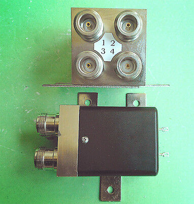 1pc RCT RRTL-TN1A4 28V N RF coaxial switch
