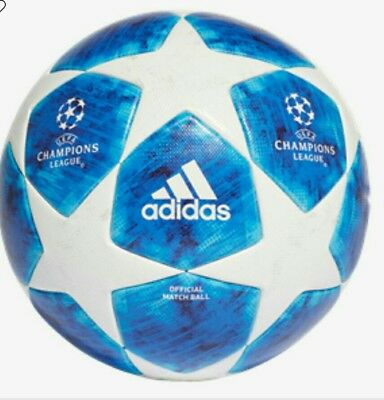 Lot of 10 ADIDAS UEFA CHAMPIONS LEAGUE STAR OFFICIAL Match BALL 2018-19 for sale  Shipping to India