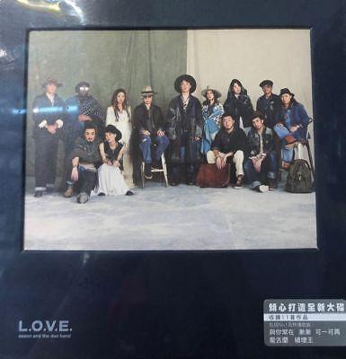 EASON CHAN AND THE DUO BAND - 陳奕迅 L.O.V.E. 2018 (CD)