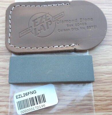 - EZE-LAP Pocket Diamond Sharpener 3