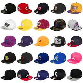 New Era Snapback Caps versch. Modelle