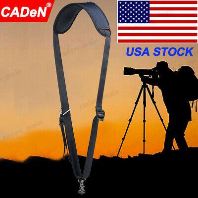 Quick Rapid Camera Shoulder Sling Belt Neck Strap for Nikon Canon Sony DSLR SLR