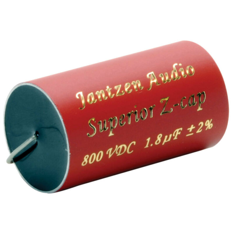 Jantzen 0542 1.8uF 800V Z-Superior Capacitor