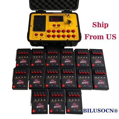 - 60 cuesfireworks firing system  1200cues wireless control 500M distance program