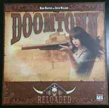 Doomtown reloaded boardgame Randwick Eastern Suburbs Preview