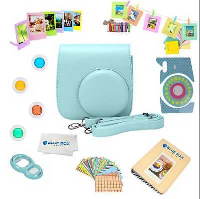 Купить Fujifilm Instax Mini 9 - 12 Piece Deluxe Accessory Kit for Fujifilm instax mini 9 camera. All-In-1 Bundle