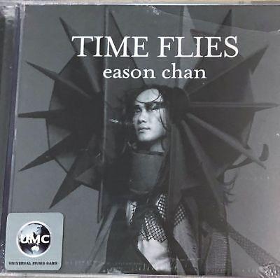 EASON CHAN -陳 奕迅 TIME FLIES  (CD + DVD) BEST OF (ALL REGION)