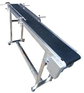 110V Electric Conveyors Machine Systems Industrial Packaging Supply 230132