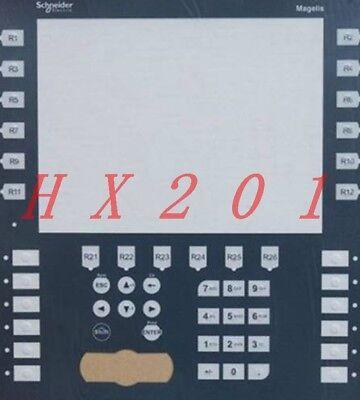 One New Schneider Magelis Xbtgk5330 Protection Membrane