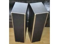 ACOUSTIC SOLUTIONS POWERFORCE 2000 FLOOR STANDING SPEAKERS