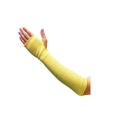 Liberty 2818kvt 2-ply 18 100 Kevlar Sleeve With Thumb Slot Ansi Cut Level 2